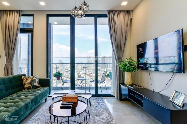 Bán căn hộ Vinhomes Central Park 53m2 1PN tòa Landmark Plus view sông ảnh 0