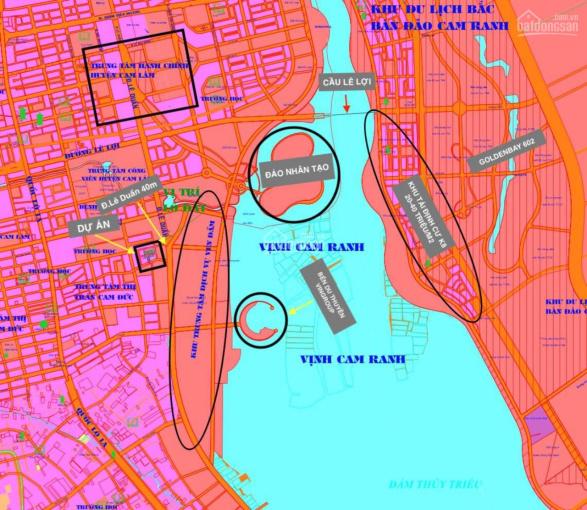 Hot! Chỉ 850tr đất nền sổ đỏ từng lô, ven Đầm Thuỷ Triều, sát đảo nhân tạo Vingroup, biển Bãi Dài ảnh 0