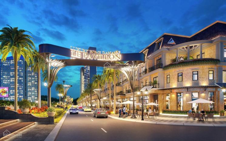 Sở hữu Shophouse siêu sang chuẩn thế giới ngay giữa lòng thành phố Đà Nẵng Regal Pavillon Đà Nẵng ảnh 0