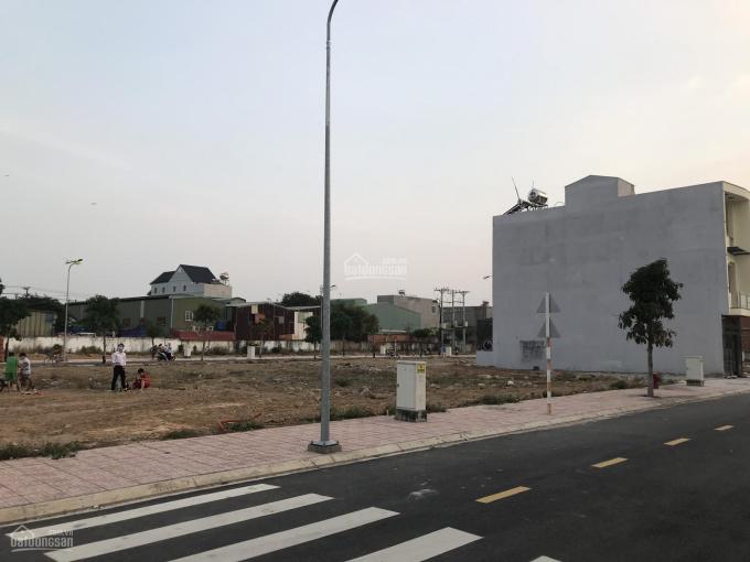 Cần bán ngay lô nhà đất MT Đ.Bùi Thị Xuân, P. An Phú, Thuận An, Bình Dương, 85m2 SHR 100% ảnh 0