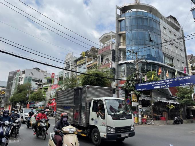 Bán góc 2MT đường Đặng Dung, Quận 1 (4.1m x 20m) 6 tầng. Giá 37 tỷ TL 0918966196 ảnh 0