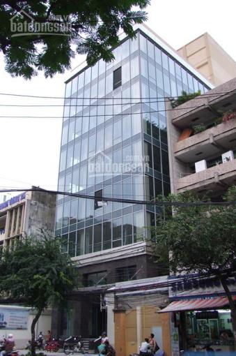 Cho thuê mặt tiền Hai Bà Trưng, Q1, 10x18m hầm 6 tầng, thang máy, giá: 160tr ảnh 0