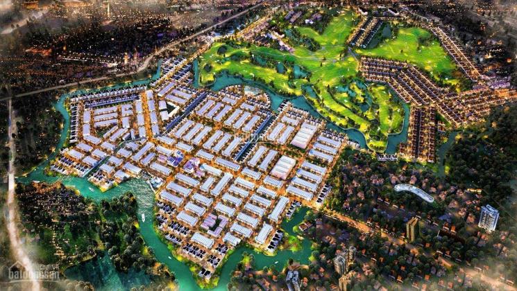 Nền biệt thự sân golf Long Thành, Biên Hòa, giá từ 14r - 18tr/m2, thổ cư 100%, sổ đỏ nhận liền tay ảnh 0