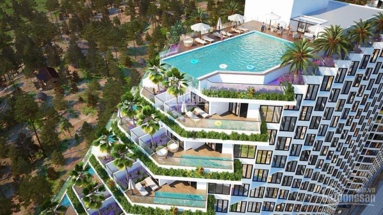 Bán gấp căn hộ view biển Apec Mũi Né, chỉ 1 tỷ/ căn (32m2), bán bằng giá vốn ảnh 0