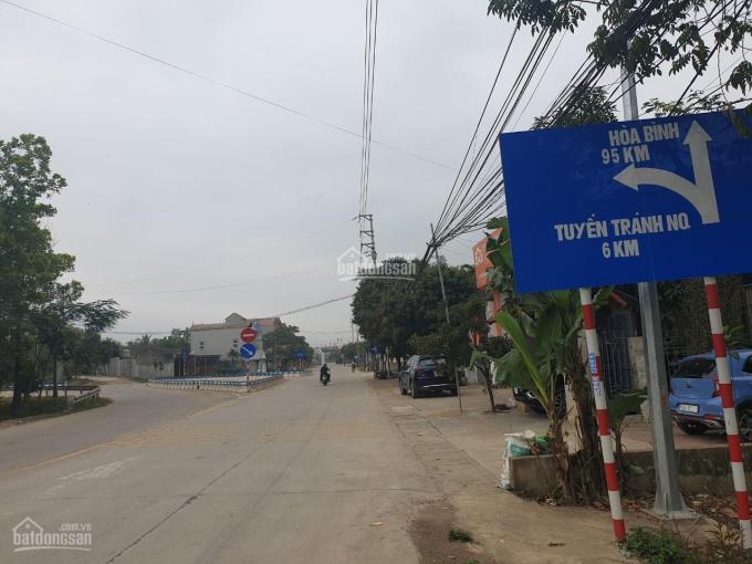 Chính chủ bán lô đất 500m2 tại mặt đường QL12B, Đồng Phong, Nho Quan, ĐT 0984613475 ảnh 0