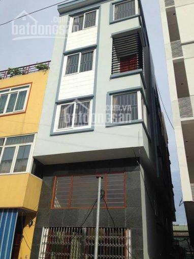 Bán nhà ngõ Vũ Tông Phan, Trần Hòa DT 33m2, XD 5 tầng ô tô cách 10m, giá 2.85 tỷ, 0936109189