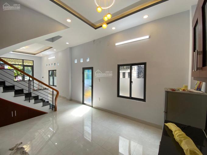 Bán nhà mới đẹp 3 tầng, 2 mặt kiệt ô tô NGuyễn Chí Thanh Quận Hải Châu ảnh 0