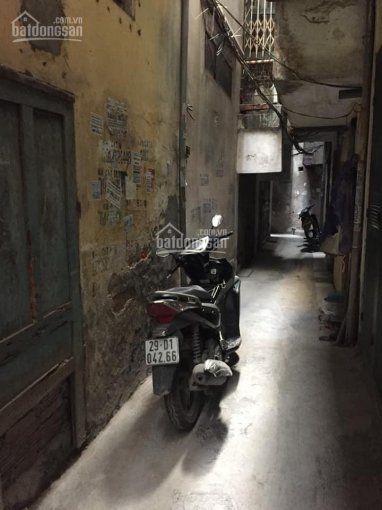 Bán đất có nhà cấp 4 Vũ Thạnh, Ô Chợ Dừa, Đống Đa ảnh 0