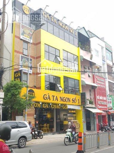 Chính chủ bán nhà mặt tiền Hoàng Hoa Thám, Tân Bình. DT 5x21m, cho thuê 110 triệu giá 28.5 tỷ ảnh 0