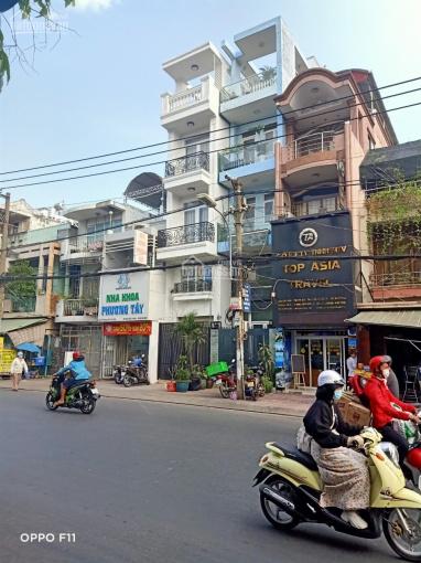 Nhà bán 4,5 tầng mặt tiền đường Hưng Phú, phường 9, Q. 8, DT 3mx15m, giá 11 tỷ ảnh 0