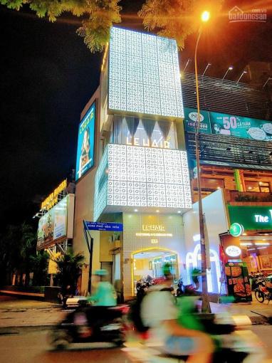 Bán gấp nhà góc 2MT hẻm 8A Thái Văn Lung, 5.8x10m, trệt, 5 lầu, HĐT 90 tr/th, 23.5 tỷ TL ảnh 0