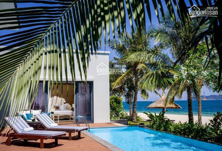 Bán gấp - giá bán gấp biệt thự biển Vinpearl Nha Trang Bay 2 tầng 4 PN giá 14 tỷ ảnh 0