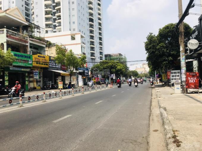 Nhà cho thuê căn góc MT đường Nguyễn Sơn, DT 4x18m đoạn KD đông đúc ảnh 0
