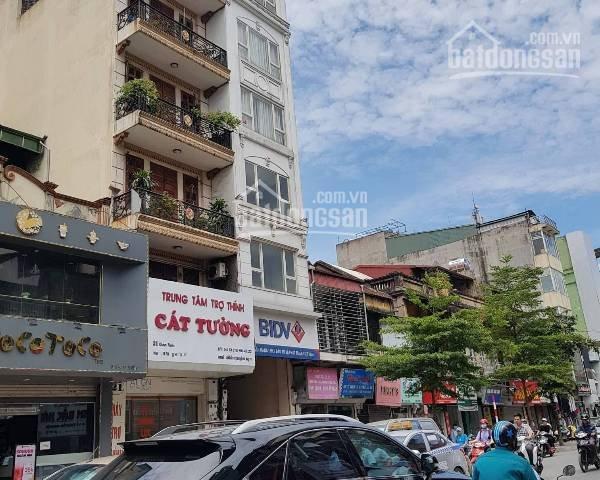 Siêu rẻ mặt phố Khâm Thiên, 69m2 x 7 tầng, mặt tiền 4m lô góc nhà mới đẹp vừa ở vừa KD ảnh 0