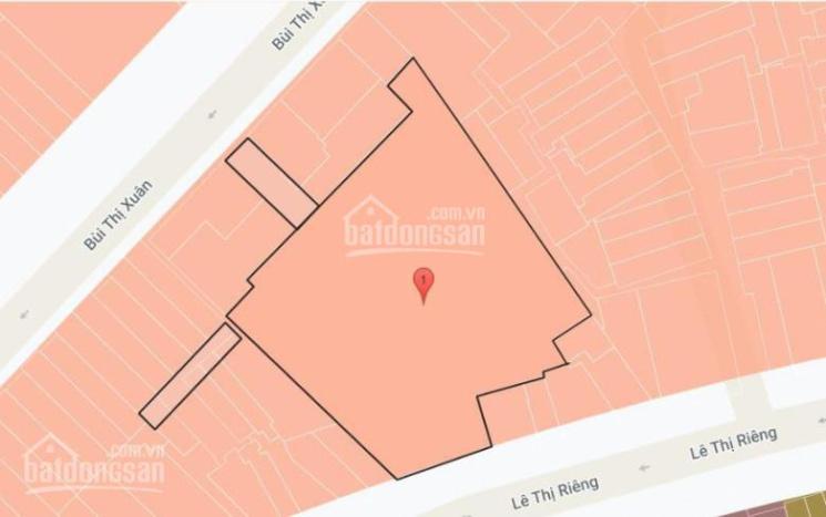 Cần cho thuê đất - diện tích lớn duy nhất tại trung tâm Sài Gòn (16x28m) 1300m2 ảnh 0