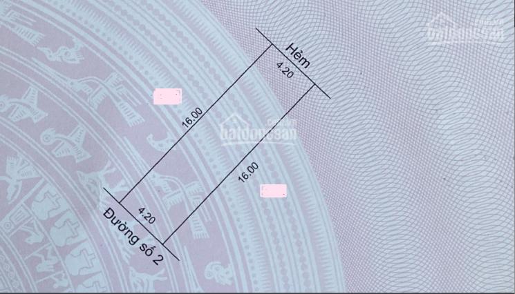 Bán nền 67m2 (4.2x16, thổ 100%) đường nhựa 6m, KDC Mỹ Tây, TT Mỹ Thọ, Huyện Cao Lãnh ảnh 0