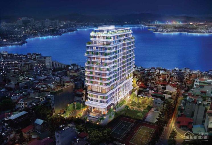 Bán căn hộ penhouse Five Star Westlake Hoàng Hoa Thám 397.3m2 gồm 2 tầng, logia 191m2, View Hồ Tây ảnh 0