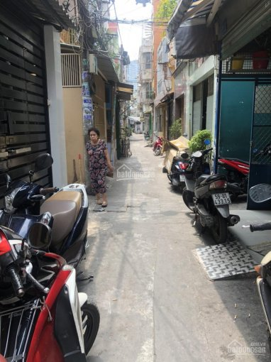 Bán nhà hẻm 205/7 Nguyễn Tiểu La DT: 3,1m x 10m, 2 lầu. Giá 5,2 tỷ ảnh 0