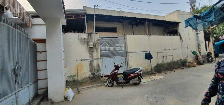 Nhà cần bán hẻm Đông Hưng Thuận 05, Phường Tân Hưng Thuận Quận 12 DT: 15 X 12.3m cấp 4 giá 7,3 tỷ ảnh 0