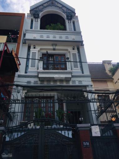 Bán nhà HXH 6m Lê Văn Huân, diên tích: 4.2 x 16m, nhà đẹp, giá 9.5 tỷ TL ảnh 0