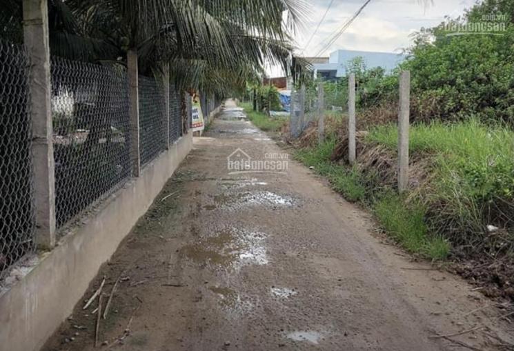 Bán đất nền giá rẻ gần cổng KCN Giao Long ảnh 0