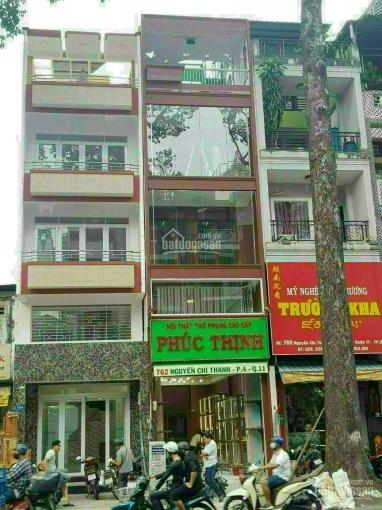 Mặt tiền Tân Hưng, Q5 CN 64m2 KC 3 lầu khu hiếm nhà bán giá 18 tỷ TL ảnh 0