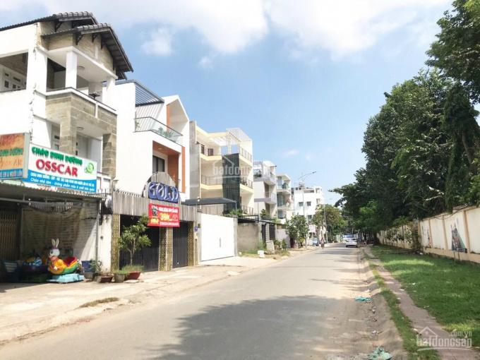 Cho thuê đất góc 2 mặt tiền đường nhựa thông rộng 12m, Lê Văn Thịnh, p. Bình Trưng Tây, Q2 ảnh 0