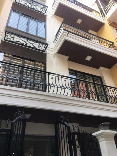 Cho thuê nhà Liễu Giai, Đào Tấn, 80m2 x 5T MT 6m nhà sàn gỗ, oto 7 chỗ đỗ cửa, đủ điều hòa 15tr/th ảnh 0