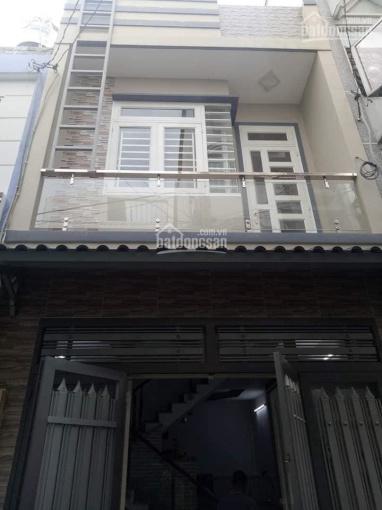 Nhà 1 trệt 1 lầu chính chủ 36m2 (4 x 9) hẻm rộng đường Nguyễn Thiện Thuật P. 24 Q. Bình Thạnh ảnh 0