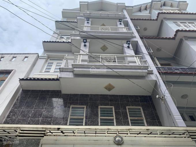 Cho thuê nhà hẻm 8m thông 1 sẹc Lê Văn Thọ P. 9 Gò Vấp 6x14m 3 lầu ảnh 0