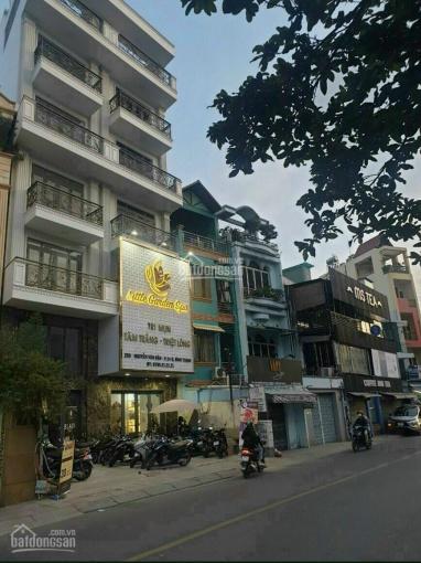 Bán nhà mặt tiền đường Nguyễn Văn Đậu, phường 5, Bình Thạnh, 4x18m, 6 tầng, giá 16,5 tỷ ảnh 0