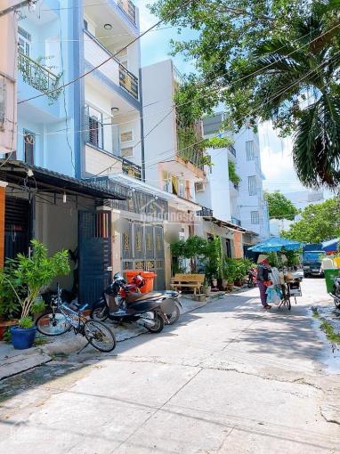 Bán nhà hẻm 7m gần chợ Tân Hương, Tân Phú, 4x22m, vị trí đẹp không lỗi phong thủy. Giá 7 tỷ TL ảnh 0