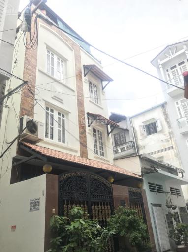 Gấp bán nhà Huỳnh Mẫn Đạt - Q5, DT 7x7m, 4PN, hẻm 4m, sát MT, siêu đẹp giá chỉ 5.2 tỷ ảnh 0