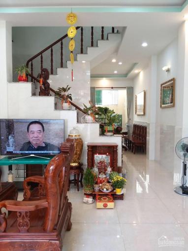 Bán nhà hẻm xe hơi khu Tân Sơn Nhì, 5x16m vuông vức, 1 trệt 2 lầu ST, khu an ninh. Giá 6,8 tỷ TL ảnh 0