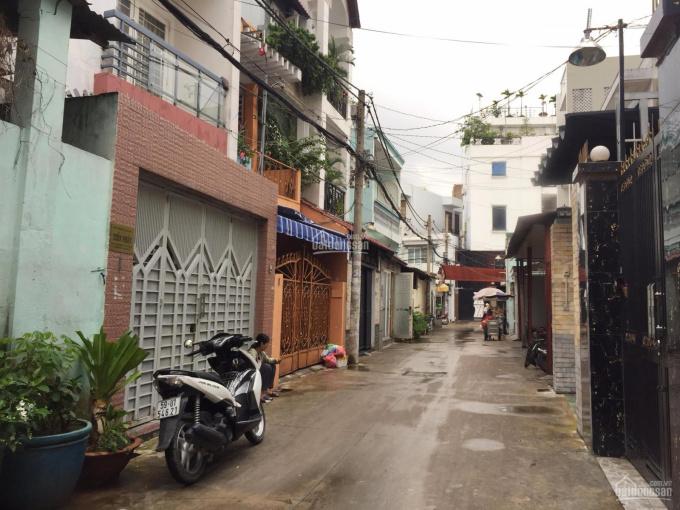Bán nhà hẻm đường Tân Sơn Nhì, Tân Phú, 5,3x16m, 1 trệt 1 lầu, không lỗi phong thủy. Giá 6,9 tỷ TL ảnh 0