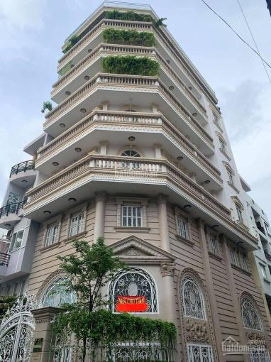 Bán nhà siêu đẹp đường Thành Thái 7x32m hầm 6 tầng mới khu VIP Quận 10. Giá 37.5 tỷ TL ảnh 0