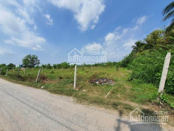 Chủ cần tiền bán gấp lô đất đường ô tô tại Phạm Thái Bường Phước Khánh, 4,2 triệu/m2 ảnh 0