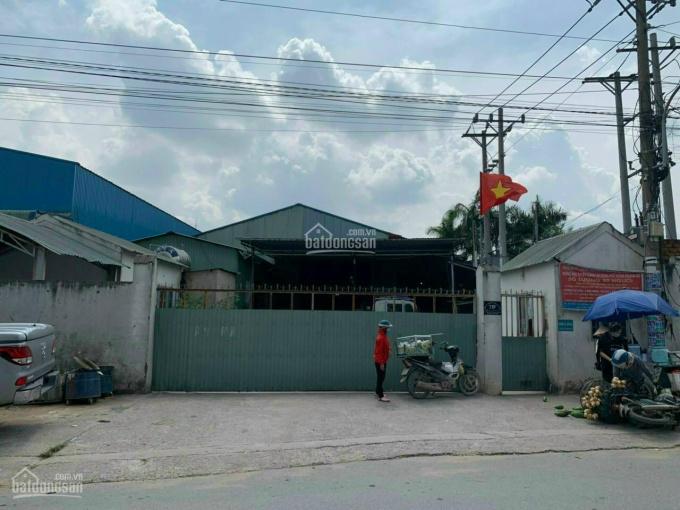 Bán xưởng 2029m2 full SKC hoàn công đầy đủ tại Tân Vĩnh Hiệp, Tân Uyên, Bình Dương ảnh 0