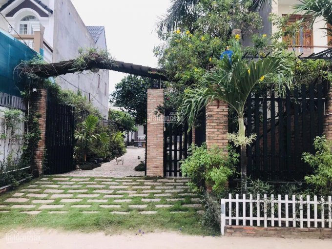Biệt thự vườn 744m2 Tân Phước Khánh, Tân Uyên, Bình Dương ảnh 0