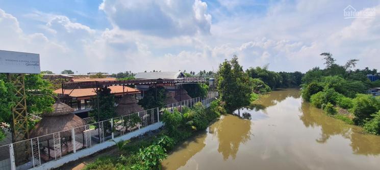 Bán đất An Sơn ngay cầu Bà Lụa cách TDM vài bước chân view sông mát mẻ ảnh 0