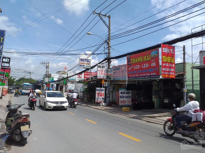 Bán nhà mặt tiền đường Vĩnh Lộc, Bình Chánh, DT: 6x30m khu sầm uất kinh doanh mọi ngành nghề 11,5tỷ ảnh 0
