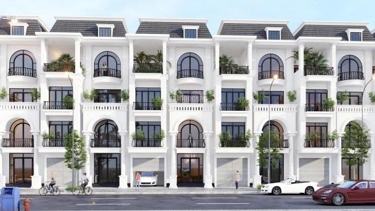 Nhà phố - biệt thự khu thương gia Bảo Sơn ngay trung tâm hành chính quận Tân Phú ảnh 0