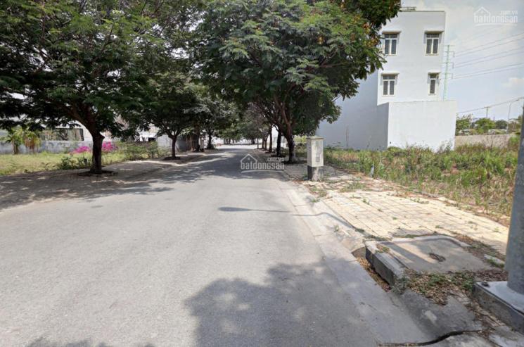 Thanh lý gấp lô đất KDC T30, MT đường Phạm Hùng, Bình Chánh, sổ riêng, giá chỉ: 2.3 tỷ 0931326007 ảnh 0