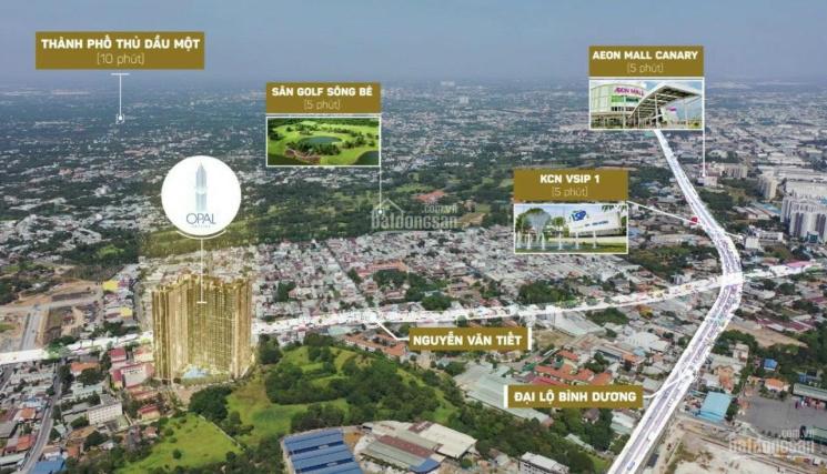 Suất nội bộ 3 căn góc 85m2 Opal Skyline, ngay Aeon Mall, chiết khấu 165 triệu + 3% GTCH ảnh 0