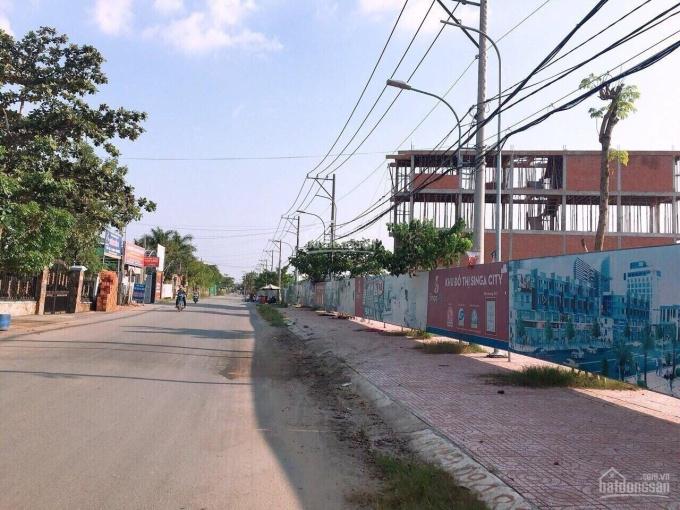 Bán gấp đất Singa City Kim Oanh, mặt tiền Trường Lưu, Long Trường Q9 giá chỉ từ 31tr/m2, 0982209734 ảnh 0