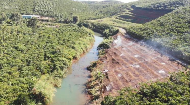 Cần bán gấp lô đất mặt tiền sông Đại Nga, Tp. Bảo Lộc, giá 800tr ảnh 0