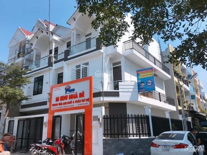 Căn góc đường 12m Lê Văn Lương, Nhà Bè giá tốt 12tr/th ảnh 0