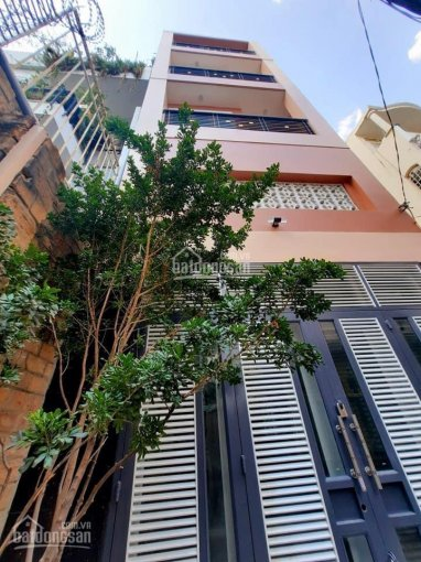 Bán nha: Hẻm xe hơi, sát mặt tiền, Chu Văn An, Bình Thạnh, 4 tầng, 73m2, giá 7,1 tỷ ảnh 0