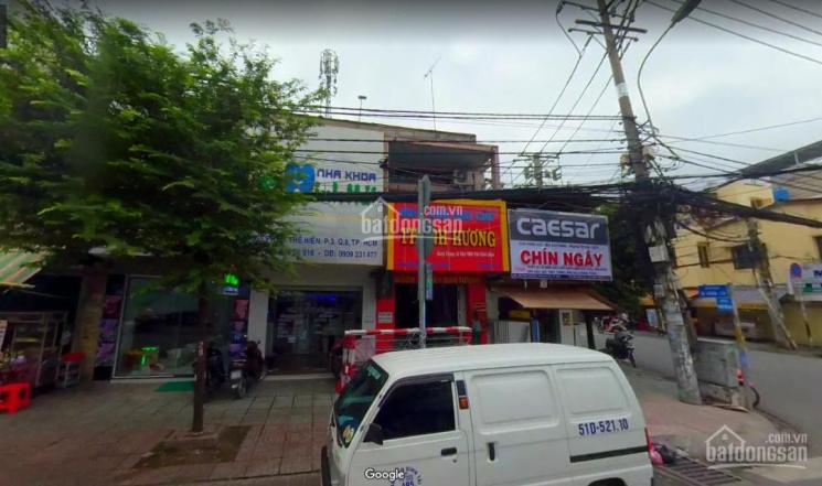 Cho thuê nhà mặt tiền 355 Phạm Thế Hiển, P3 Q8, 22 triệu/tháng, 0907836680 ảnh 0