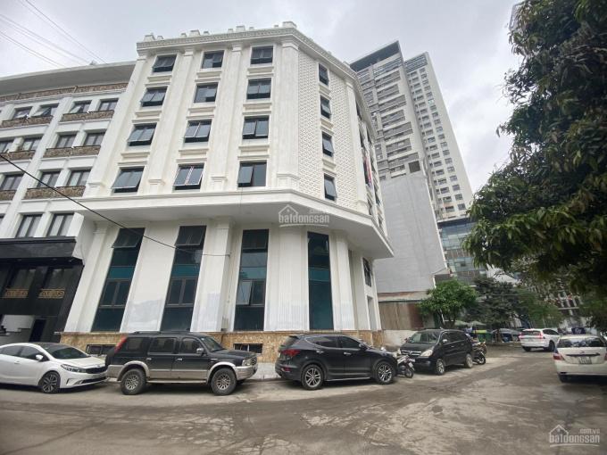 Tôi cần cho thuê nhà xây mới tại đường Lê Văn Lương, Thanh Xuân DT 250m2 * 7T, 1 hầm. LH 0987497878 ảnh 0